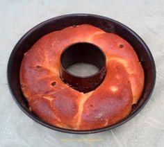 Tortafüggő Marisz: Éjjel kelesztett hűtős kalács