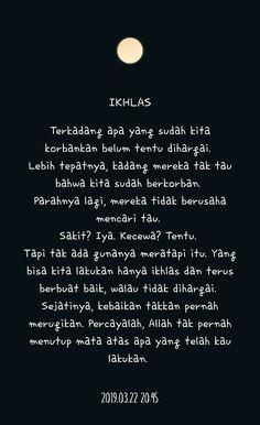 Quotes Lucu, Cinta Quotes, Quotes Galau, Islamic Love Quotes, Islamic Inspirational Quotes, Muslim Quotes, Real Talk Quotes, All Quotes, Mood Quotes