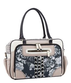 Spencer and Rutherford - Handbags - Baby Carry All Bag - Jaime - Nocturne