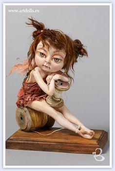 Dolls.  Natalia Zakharova