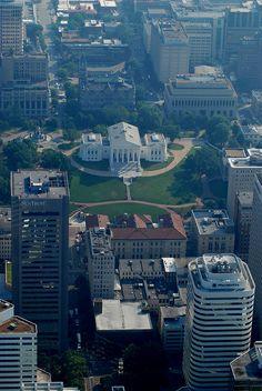 Richnd Capitol, Richmond, Va. by Zachary Reid