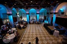 The ballroom at City Flats