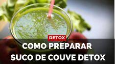 Nutricionista Ensina Como Preparar Suco de Couve Detox - Fator da Perda ...
