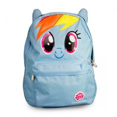 Be the toast of Ponyville with a My Little Pony backpack from Loungefly!