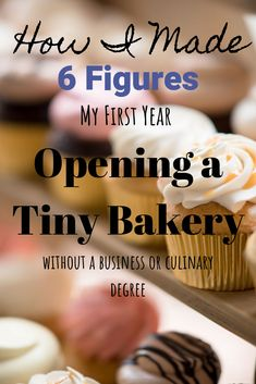 Sick of watching other people pursue their dreams of starting a baking business and making great money. I am tooo! Until August of that is when I decided enough was enough, I have more… Bakery Business Plan, Baking Business, Business Ideas, Business Planning, Home Baking, Baking Tips, Baking Blogs, Baking Shop, Baking Company