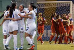 Catrachas y norteamericanas tendrán una batalla de poder a poder. Sub-20 femenina de Honduras enfrentará a EE UU en semi El duelo será este viernes a las 5 de la tarde en el estadio Morazán, la ganadora tendrá un cupo directo al Mundial.