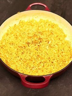 lemon rice courtesy of jamie oliver.to go with my lamb chops for easter. Lemon Recipes, Curry Recipes, Vegan Recipes Easy, Rice Recipes, Indian Food Recipes, Vegetarian Recipes, Cooking Recipes, Ethnic Recipes, Lemon Rice