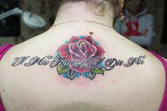 Female tattoo #tattoo #sketchtattoo #idea #ink  #tattooartist #tattoonhamon #inked #tattooed #inscription #rose