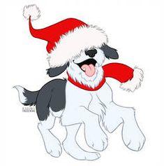 Poochember DAY 24 -  Old English Sheepdog by faithandfreedom Disney Drawings, Cartoon Drawings, Cute Drawings, Animal Sketches, Animal Drawings, Old English Sheepdog, Anime Animals, Cartoon Dog, Dog Paintings
