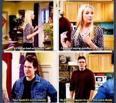 David, Phoebe and Mike