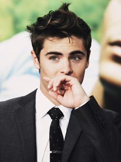 Zac Efron. He should have. Category all to his self. Love him!
