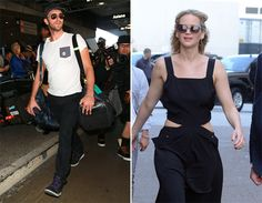 Jennifer Lawrence et Chris Martin seraient... QUOI?!? | HollywoodPQ.com