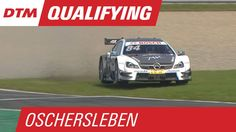 Bouncing Götz - DTM Oschersleben 2015 // Maximiliam Götz bounces off the track in sunday qualifying.