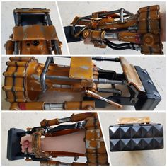 Fallout Props, Combat Knives, Art Projects, Vehicle, Steampunk, Guns, Cosplay, Collection, Ideas