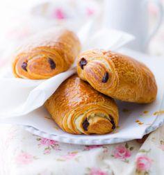 5 #pains au #chocolat pur #beurre. #Picard