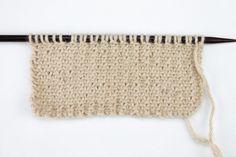 Knitting Stiches, Knitting Patterns, Knit Stitches, Knitted Throws, Knitted Hats, Wool Fabric, Beautiful Patterns, Needlework, Knit Crochet