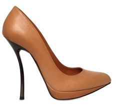Is it possible to walk in these heels? Love! Lanvin