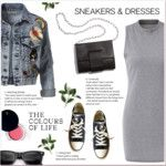 How to wear sneakers