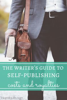 Thinking about self-publishing your book? Learn the costs involved and what sort of royalties you can except!