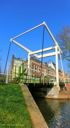Utrecht, The Netherlands - bewri