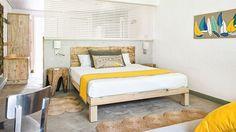 Zilwa Attitude, Calodyne, Superior, Sea View, Guestroom