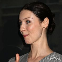 Here are MQ pics of Outlander Cast & Crew at Saks Fifth Avenue Event See more pics after the jump! –