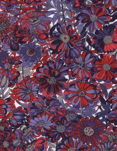 La plus belle collection de tissus Liberty.: 3036 C - Willow Rose