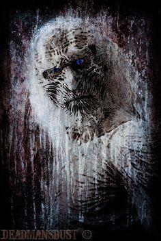 White Walker by Deadmans-Dust.deviantart.com on @deviantART