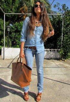 Stradivarius  Jeans, Stradivarius  Shirt and Zara  Heels