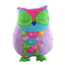 owl neck pillow - Google Search