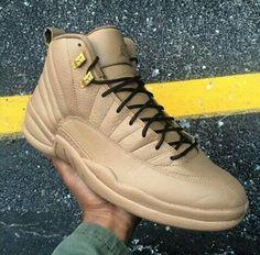 Air Jordan (Retro) 12s Carmel