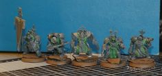 Conversion, Dark Angels, Deathwing, Kitbash, Terminator Armor