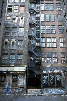 (Best!!!) NEW YORK CITY 1990's - Photo archives by Gregoire Alessandrini: alphabet city