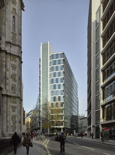 Gallery of 12 New Fetter Lane / Doone Silver Architects + Flanagan Lawrence - 12