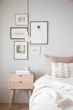 Pastel, Pastel bedroom and Bedrooms