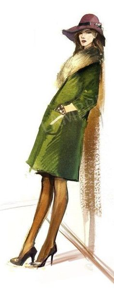 Fashion Illustration:
