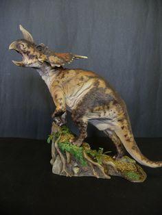 Einiosaurus by Baryonyx-walkeri.deviantart.com on @deviantART