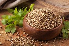 coriander-seeds-leaves-opt.jpg 400×266 pixels