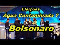 """FOLHA BRASIL""  "" BOLSONARO "" TOMA ÁGUA CONTAMINADA ?  ELEIÇÕES , POLÍTICA"