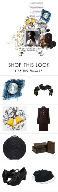 """""""MotRD: across the wall [tbf]"""" by delusionsbybonnie ❤ liked on Polyvore featuring Jean-Paul Gaultier, CalPak, IMAX Corporation, Naot and ReveranDiplomat"""