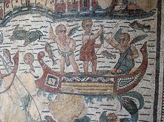Somewhere in the middle of Sicily is hidden the Italian village of Piazza Armerina. Itself would not be so interesting if neukrývala lonely Roman villa Villa Mosaic Tiles, Mosaics, Sicily Tourism, Italian Village, Beautiful Places To Visit, Roman Empire, Tapestries, Art World, Travel Around The World