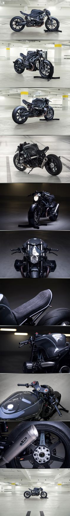 Diamond Atelier's BMW R nineT Neo-Racer Custom Motorcycles, Custom Bikes, Cars And Motorcycles, Bmw Scrambler, Cafe Racer Girl, Cafe Racing, Vintage Classics, Café Racers, Street Bikes