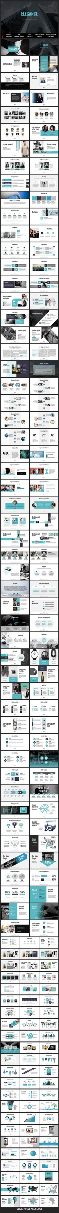 Buy Elegance - PowerPoint Template by hklro on GraphicRiver. Elegance – PowerPoint Presentation Template, was designed to fulfill all the requirement of the corporate and busines. Keynote Design, Ppt Design, Layout Design, Business Powerpoint Templates, Powerpoint Presentation Templates, Company Profile Template, Face Design, Presentation Slides, Portfolio Design