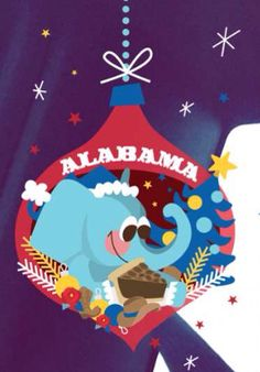Alabama #snapchatsticker Christmas travels