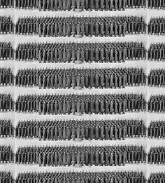 Numbers' Sleeveless Top by Ioan Rosca Nastasescu Tanks, Numbers, Contrast, Stripes, Fabric, Prints, Tejido, Tela, Shelled