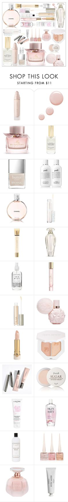 """""""Pink & White 