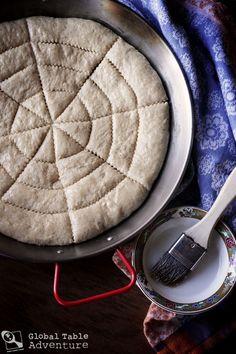 How to make Eritrean Spiced Bread   Hembesha
