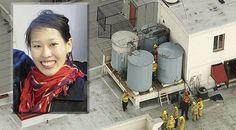Elisa Lam's corpse was found in the Cecil Hotel's rooftop water tank by a maintenance worker on Feb.
