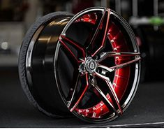 Buy Staggered Giovanna Wheels Haleb Black Rims and Tires at online store Rims For Cars, Rims And Tires, Wheels And Tires, Car Wheels, Car Rims, Vossen Wheels, Volkswagen Karmann Ghia, Volkswagen Polo, Honda Accord