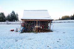 bike shop headquarters in Elkton, OR
